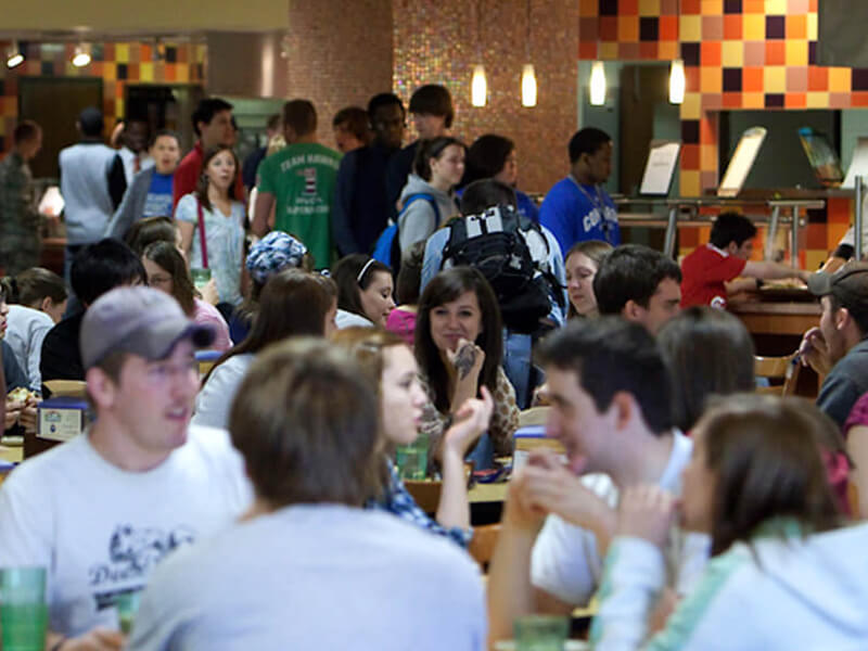 Siebert Dining Hall
